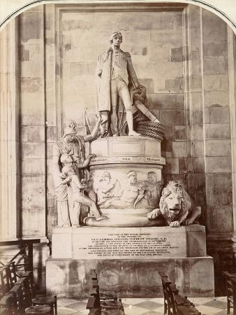 monument-to-vice-admiral-horatio-nelson-st-paul-s-cathedral-london-c-1885