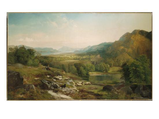 moran-minding-the-flock-c-1867