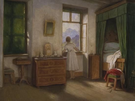 moritz-von-schwind-die-morgenstunde-um-1860