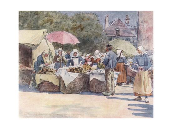 mortimer-menpes-street-market-brittany