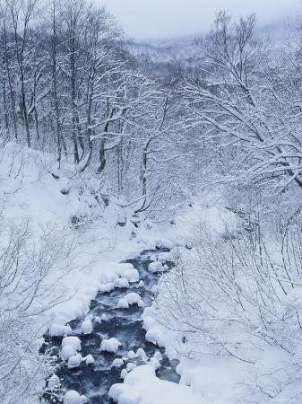 mountain-stream-in-snow