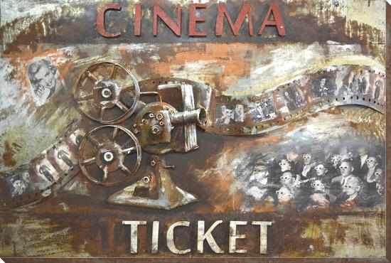 movie-time-dimensional-metal-wall-art