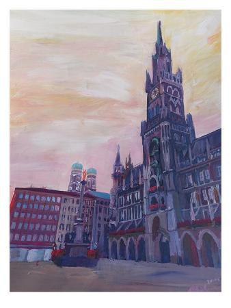 munich-marienplatz-with-church-of-our-lady-at-sunset