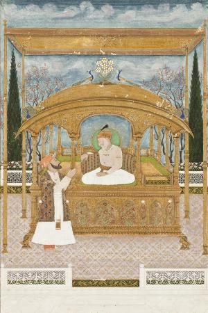 musawir-khairullah-emperor-shah-alam-ii-on-the-peacock-throne-1801