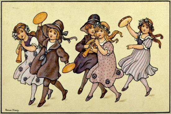 musical-dance-victorian-card