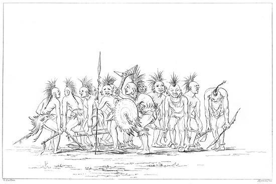 myers-and-co-begging-dance-sac-and-fox-rock-island-upper-mississippi-1841