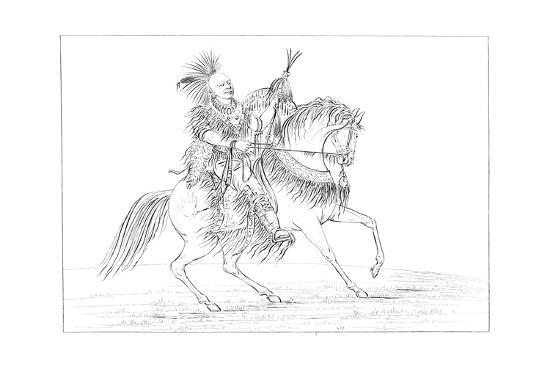 myers-and-co-keokuk-on-horseback-rock-island-upper-mississippi-1841
