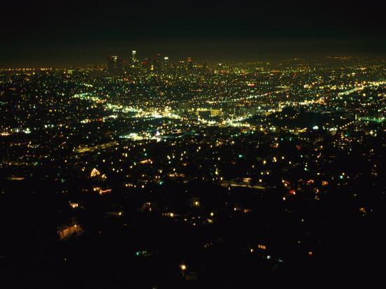 nadia-m-b-hughes-night-view-of-los-angeles-city-lights-seen-from-griffith-observatory