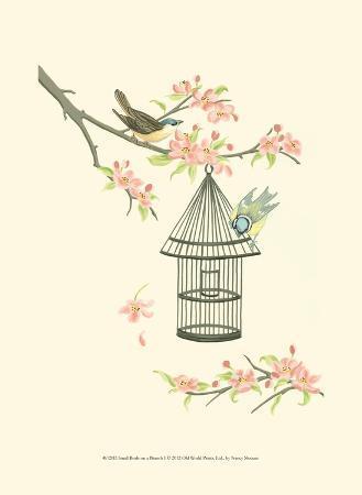nancy-slocum-small-birds-on-a-branch-i