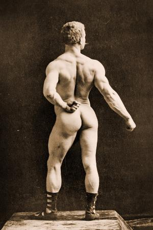 napoleon-sarony-eugen-sandow-in-classical-ancient-greco-roman-pose-c-1893