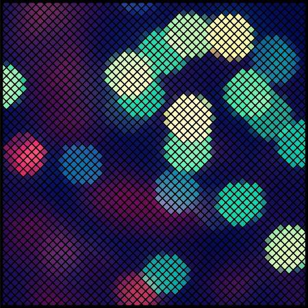 natalyon-colorful-blue-and-purple-abstract-lights-disco-mosaic-on-black-background-vector