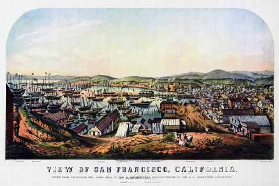nathaniel-currier-san-francisco-california-1850