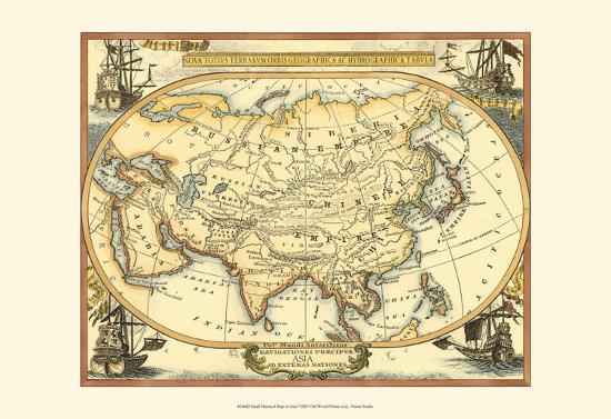 nautical-map-of-asia