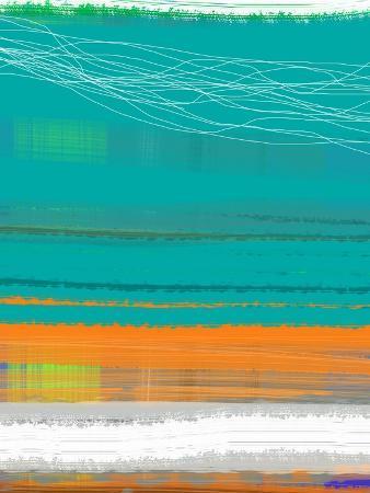 naxart-abstract-orange-stripe2