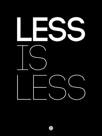 naxart-less-is-less-black