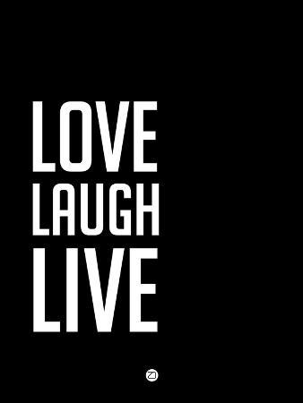naxart-love-laugh-live-black