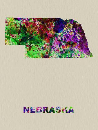 naxart-nebraska-color-splatter-map