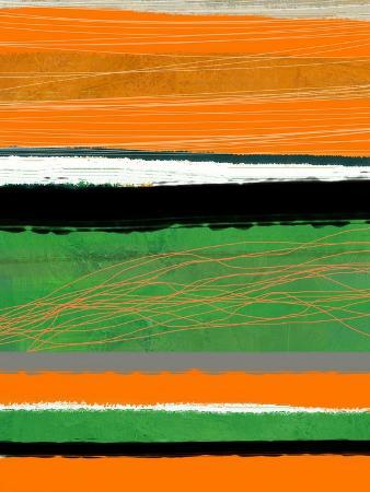 naxart-orange-and-green-abstract-2