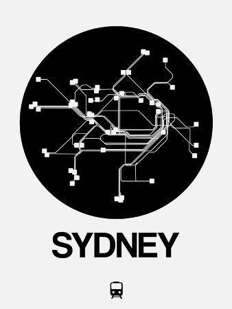 naxart-sydney-black-subway-map