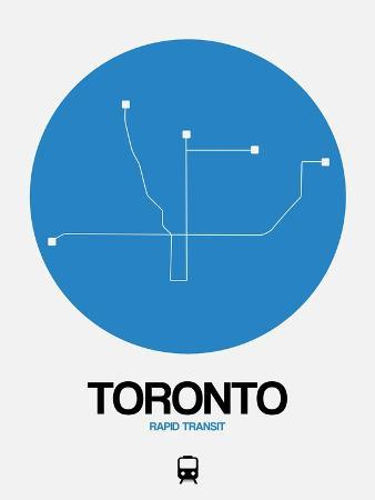 naxart-toronto-blue-subway-map