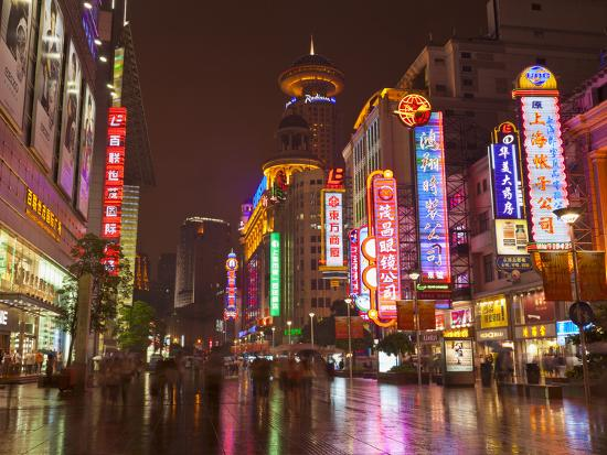 neale-clark-neon-signs-and-shoppers-nanjing-road-shanghai-china-asia