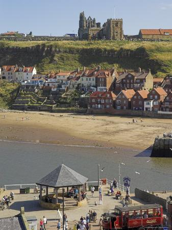 neale-clarke-whitby-abbey-sandy-beach-and-harbour-whitby-north-yorkshire-yorkshire-england