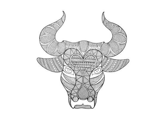 neeti-goswami-animal-head-bull
