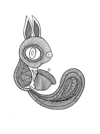 neeti-goswami-animal-squirrel