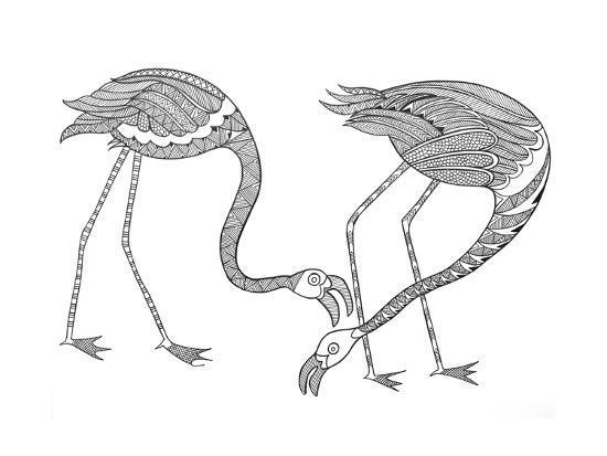 neeti-goswami-bird-flamingos-1