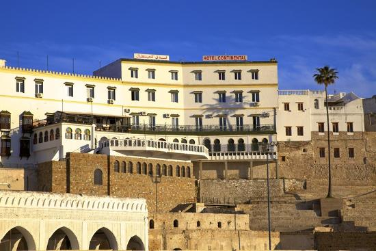 neil-farrin-exterior-of-hotel-continental-tangier-morocco-north-africa-africa