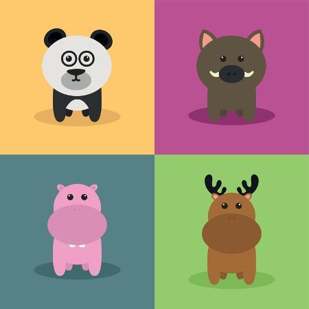 nestor-david-ramos-diaz-cute-cartoon-animals