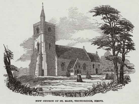 new-church-of-st-mary-thundridge-hertfordshire