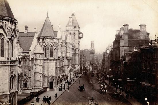 new-law-courts-london-c-1885