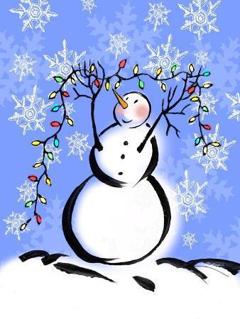 nicholas-biscardi-silly-snowmen-i