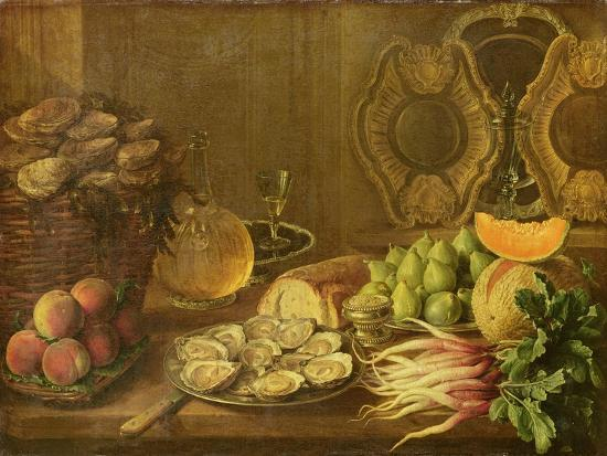 nicholas-desportes-a-still-life-with-oysters-and-fruit