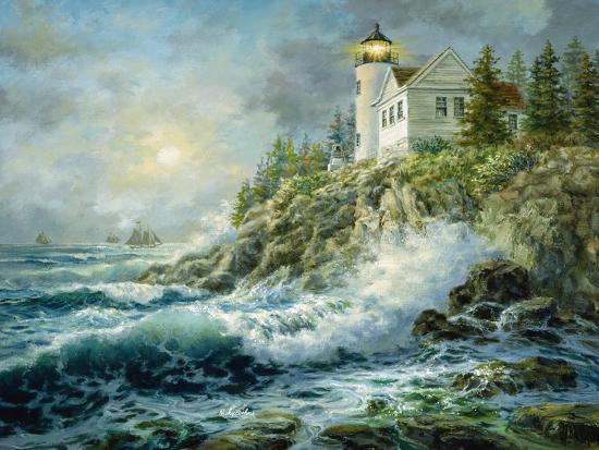 nicky-boehme-bass-harbor-lighthouse