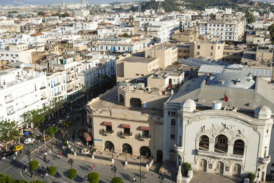 nico-tondini-municipal-theatre-avenue-habib-bourguiba-tunis-tunisia-north-africa
