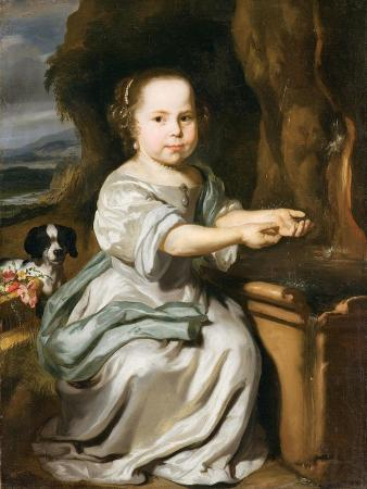 nicolaes-maes-portrait-of-a-girl-c-1664