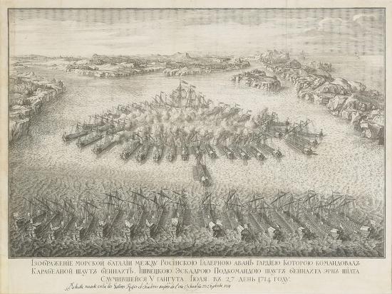 nicolas-de-larmessin-the-naval-battle-of-gangut-on-july-27-1714