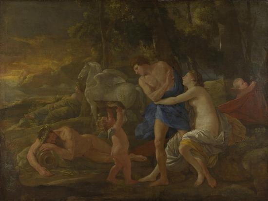 nicolas-poussin-cephalus-and-aurora-c-1630
