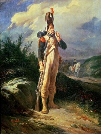 nicolas-toussaint-charlet-the-grenadier-guard-1842