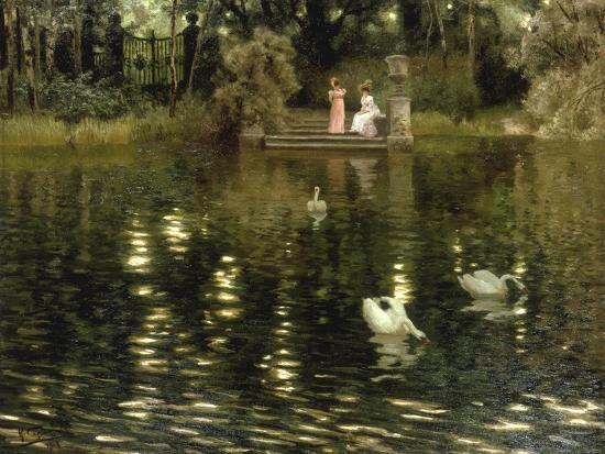 nikolai-alexandrovich-sergeyev-the-secret-garden-1903