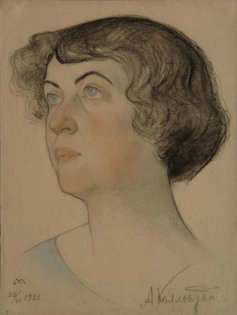 nikolai-andreevich-andreev-portrait-of-alexandra-mikhailovna-kollontai-1872-195-1921