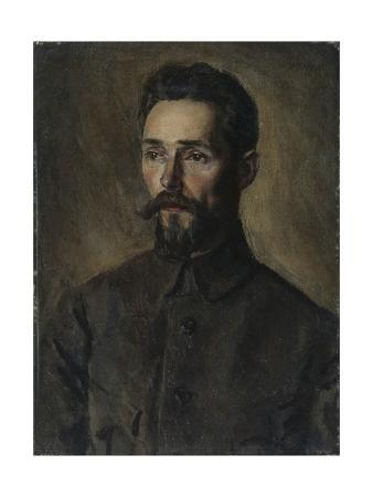 nikolai-mikhailovich-chernyshev-portrait-of-the-poet-alexey-chernyshov-1880-196-editor-of-the-magazine-makovets-1924