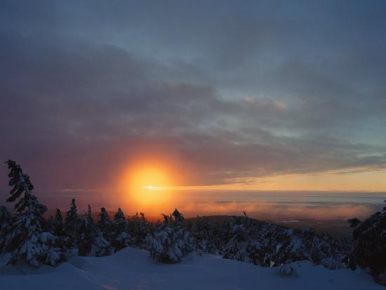 norbert-rosing-winter-twilight-view-harz-hochharz-national-park-germany