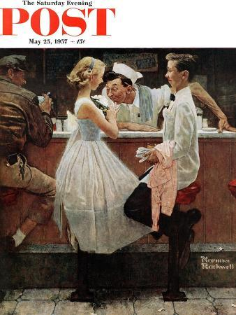 norman-rockwell-after-the-prom-saturday-evening-post-cover-may-25-1957