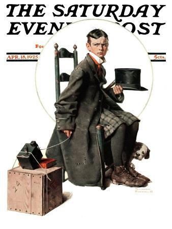 norman-rockwell-boy-taking-his-self-portrait-saturday-evening-post-cover-april-18-1925