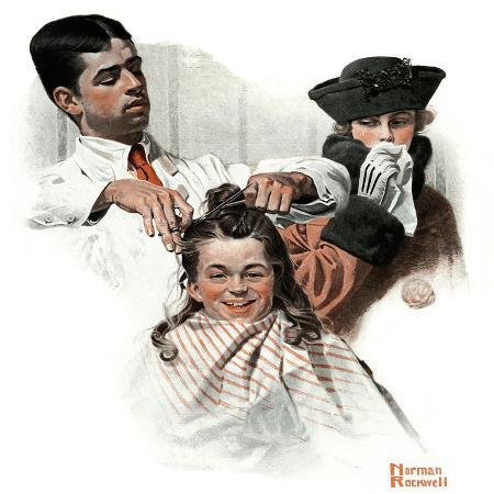 norman-rockwell-first-haircut-august-10-1918