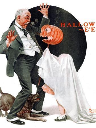 norman-rockwell-halloween-october-23-1920