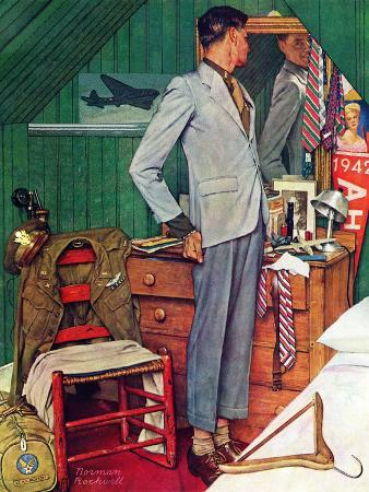 norman-rockwell-imperfect-fit-december-15-1945
